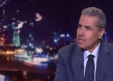 """مدير تحرير """"الأهرام"""": وكالة الأنباء القطرية مؤمنة ومن الصعب اختراقها"""