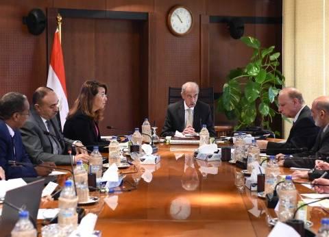 """رئيس الوزراء يناقش تطورات ملف سد النهضة باجتماع """"العليا للنيل"""""""
