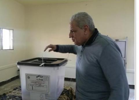 """محلب لـ""""الوطن"""": """"المصريين رايحين يقولوا صوتهم بمنتهى الحرية"""""""