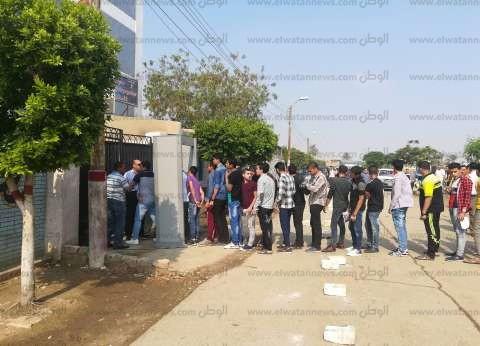 بوابات إلكترونية ومنع دخول المحمول بامتحانات الثانوية العامة ببني سويف