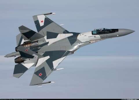 سقوط طائرة حربية روسية في البحر المتوسط قبالة سوريا