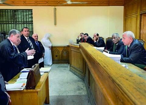 تأجيل محاكمة 5 متهمين بـ«رشوة إيجوث» لـ11 أكتوبر