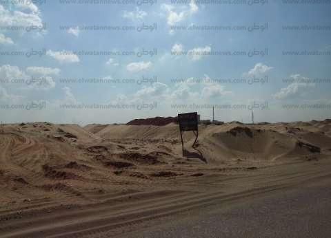 الغضبان: إحدى الشركات تشرف على المطور الصناعى شرق بورسعيد لإقامة مصانع عليه
