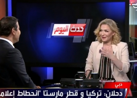 محمد دحلان: الأمة العربية انتبهت للتخريب القطري والتركي