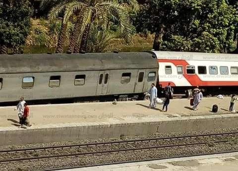 """حوادث القطارات في جنوب الجيزة.. """"الإهمال"""" لا يتوقف"""