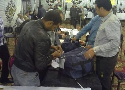 مؤشرات أولية| محافظة الجيزة: السيسي 1163 صوتا وموسى 47