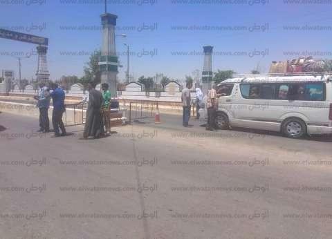 ضبط 520 مخالفة مرورية على مطالع ومنازل كباري في القاهرة الكبرى