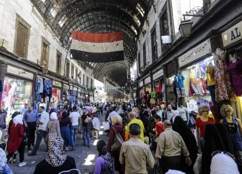 بالصور| رغم الدمار والدماء.. السوريون يستعدون لعيد الأضحى