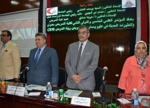 رئيس جامعة بنها: الاهتمام بالإنسان المصرى هدف رئيسي للقيادة السياسية