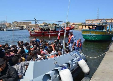 السيسي: مصر ملتزمة بالعمل على منع الهجرة غير الشرعية