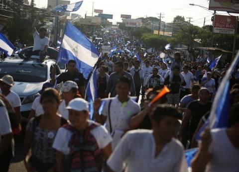 قتيل و11 جريحا خلال تظاهرات في نيكاراجوا ضد الرئيس أورتيجا