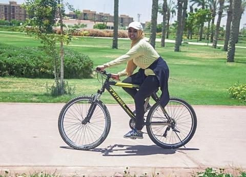 زيادة الإقبال على مراكز قيادة الدراجات: البسكلتة هى الحل