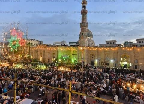 وزارة الأوقاف تحتفل اليوم بذكرى العاشر من رمضان بمسجد السيدة زينب