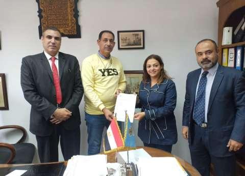 """بروتوكول تعاون بين جامعة القاهرة ونقابة العلوم الصحية لتدريب """"الفنيين"""""""