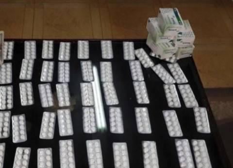 ضبط 10 أقراص مخدرة بحيازة سائق في أسيوط