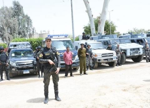 250 ألف شرطى لتأمين «استفتاء 2019»