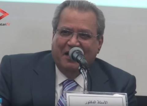"""وزير الثقافة الأسبق: أسعار السلع أصبحت """"فلكية"""".. والحكومة تعتمد على المسكنات"""