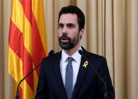 رئيس البرلمان الكاتالوني يسعى إلى تجنب إجراء انتخابات جديدة
