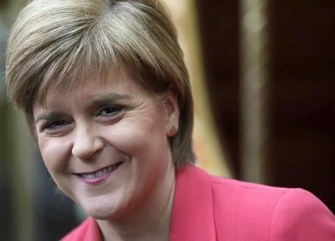 رئيسة وزراء اسكتلندا تدعو لاستفتاء للاستقلال عن بريطانيا