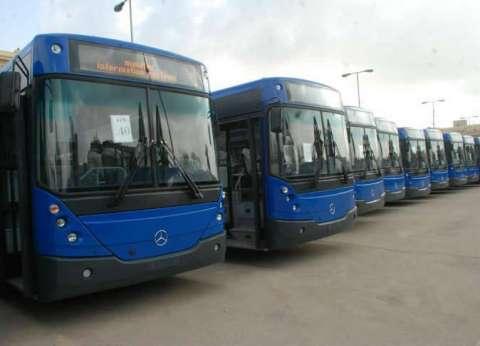 """""""الوطن"""" تنشر 9 خطوط جديدة لأتوبيسات النقل العام في القاهرة"""