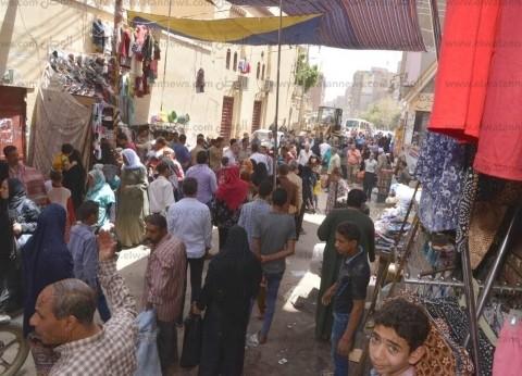 محافظ أسيوط:إزالة الإشغالات بشارع بورسعيد بحي غرب لتحقيق الانضباط