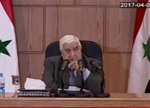 """الحكومة السورية تعتبر استفتاء أكراد العراق """"مرفوضا"""""""