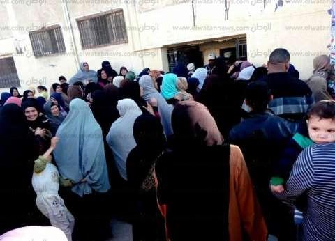 بدء توافد الناخبين بشكل ملحوظ على لجان البصارطة والخياطة في دمياط