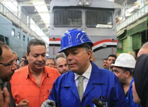 وزيرا البترول والنقل يفتتحان عدة مشروعات بميناء دمياط