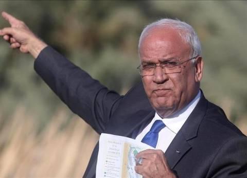صائب عريقات: القضية الفلسطينية والقدس على رأس اهتمامات مصر