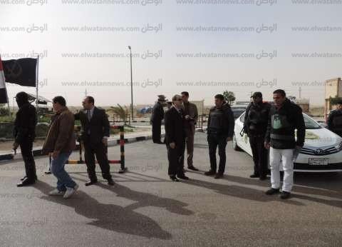 تنفيذ 173 حكما وضبط 9 قضايا آداب في حملة أمنية بمطروح