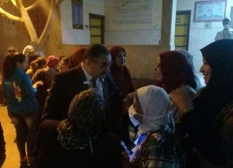 """""""الغول"""": العواصف الترابية لم تمنع الناخبين من الإدلاء بأصواتهم"""