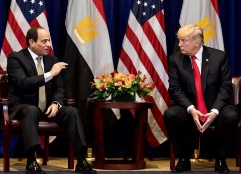 بالصور| المتحدث باسم الرئاسة يكشف تفاصيل لقاء السيسي وترامب في نيويورك