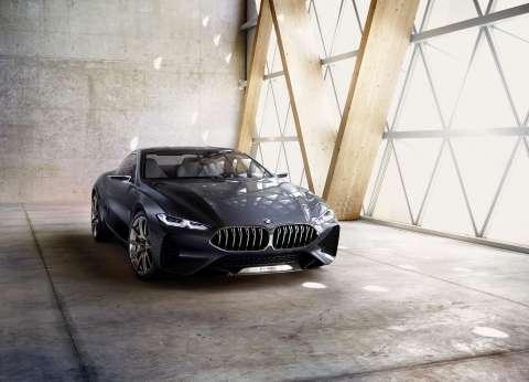 BMW تكشف رسميا ملامح الديناميكية الفائقة والفخامة في الفئة الثامنة