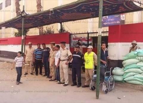 تأخر فتح لجنة مدرسة سعد زغلول في الغردقة