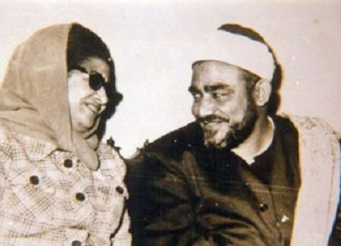 حفيد الشيخ سيد النقشبندي: جدي كان يقلد أم كلثوم في شبابه