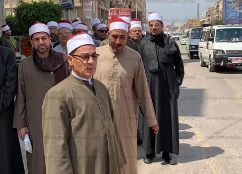 وكيل أوقاف كفر الشيخ: مصر مستهدفة.. والدستور ليس نصا قرآنيا