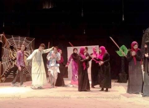 """7 عروض مسرحية ضمن """"نوادي المسرح""""  بـ""""ثقافة السويس"""""""