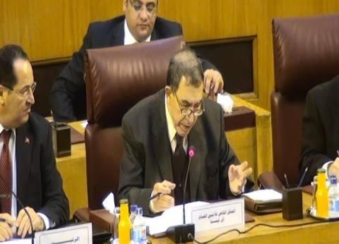 """ممثل """"أبوالغيط"""" يقترح تأسيس صندوق لدعم الشعب الليبي"""