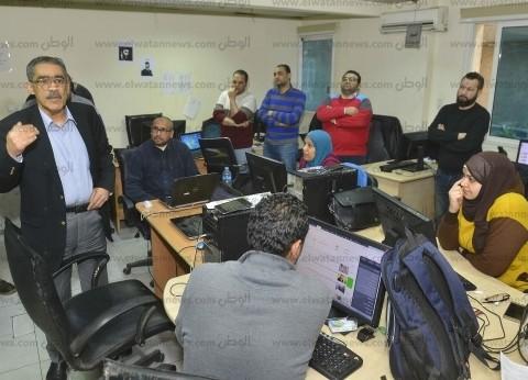 """""""مفوضين الإدارية"""" توصي برفض طعن استبعاد رشوان من انتخابات الصحفيين"""