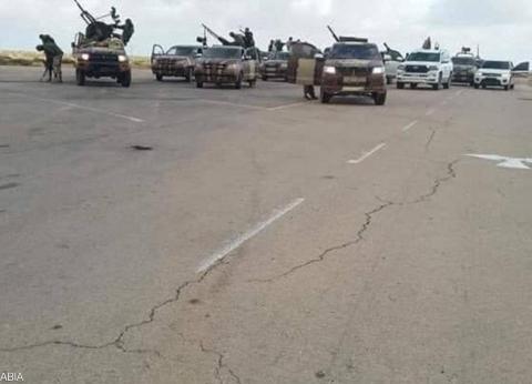 عاجل| إجلاء موظفين أجانب من فرقاطة أمريكية في طرابلس الليبية