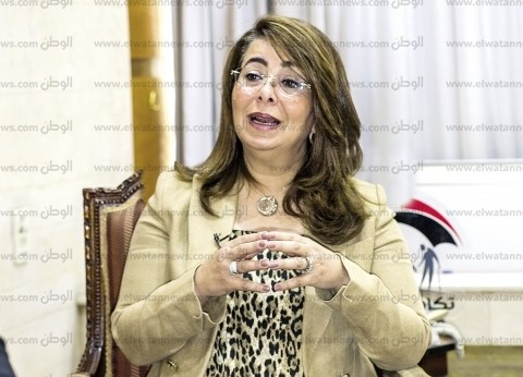 """وزيرة التضامن: مصر تأخرت 10 سنوات على إصدار قانون """"ذوي الإعاقة"""""""
