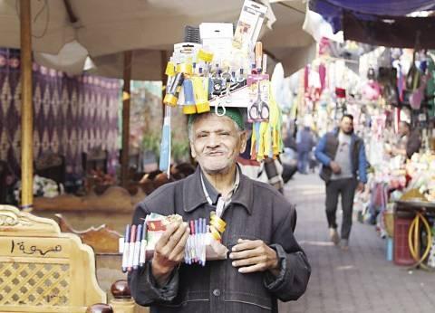 """""""أمن القاهرة"""": ضبط 12 بائعا متجولا خلال 24 ساعة"""