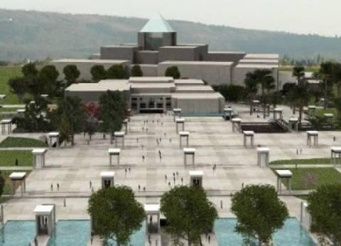 المشرف على متحف الحضارة يكشف تفاصيل أعمال المرحلة الثانية