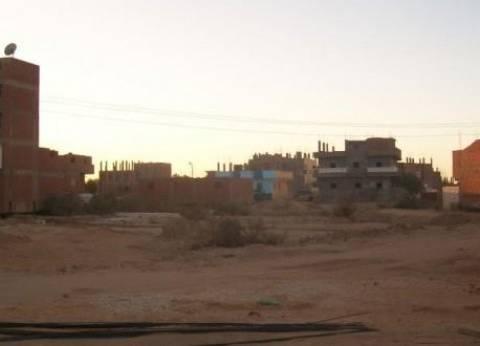 إدراج 7 وحدات محلية و29 قرية ضمن الحيز العمراني في محافظة الوادي الجديد