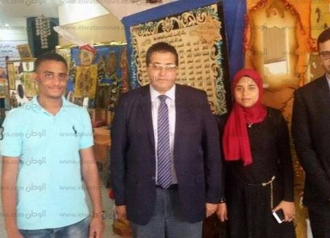 """""""تعليم""""جنوب سيناء تشارك في معرض ختام أنشطة وزارة التربية والتعليم"""