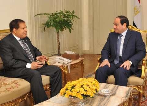 """زويل واصفا رؤساء مصر: مبارك """"لديه أرتيكاريا من شخصي"""".. والسيسي """"المستقبل"""""""