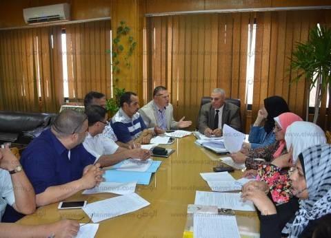 إلغاء تخصيص أراضي بالمناطق الصناعية في الإسماعيلية
