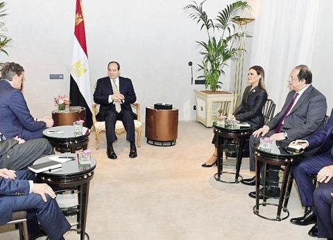 «حصاد ميونيخ»: «السيسى» يفتح الباب لتوسيع نشاط الشركات الأوروبية فى مصر