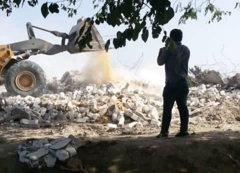 محافظ الإسكندرية: إزالة التعديات على أملاك الدولة بالحسينية وأبيس 2