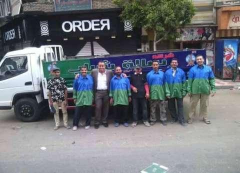 حملات نظافة برعاية المواطن والمسئول.. لكن «القمامة أقوى من الحملات»